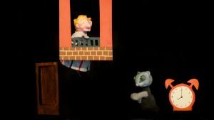Spectacle de marionnettes – Edouard le loir