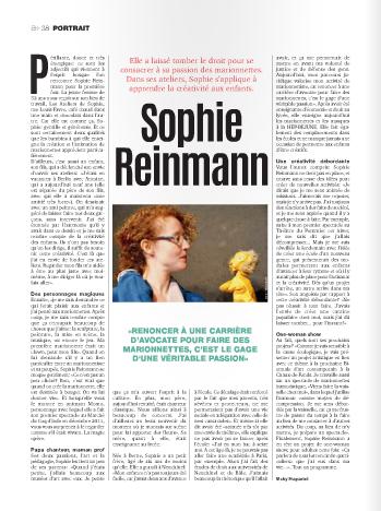 a+ Sophie Reinmann