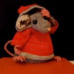 Rat et le classeur