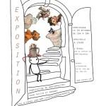 Exposition de marionnettes à l'Ateul