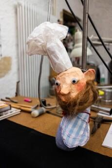 les marionnettes de sophie reinmann