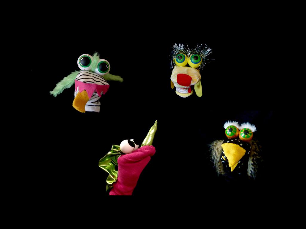 marionnettes chaussettes les ateliers de sophie
