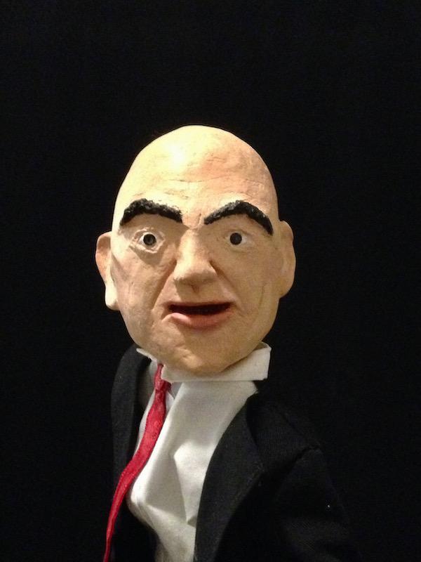 Marionnette Alain Berset